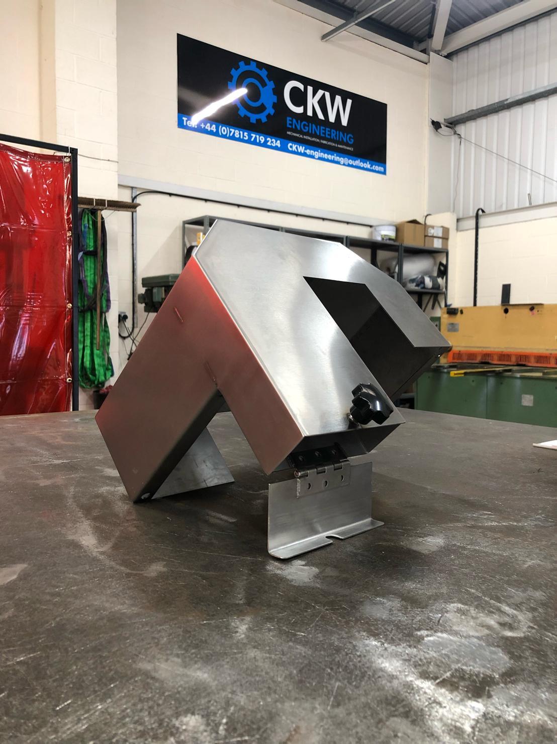 Bespoke Sheet metal Fabrication