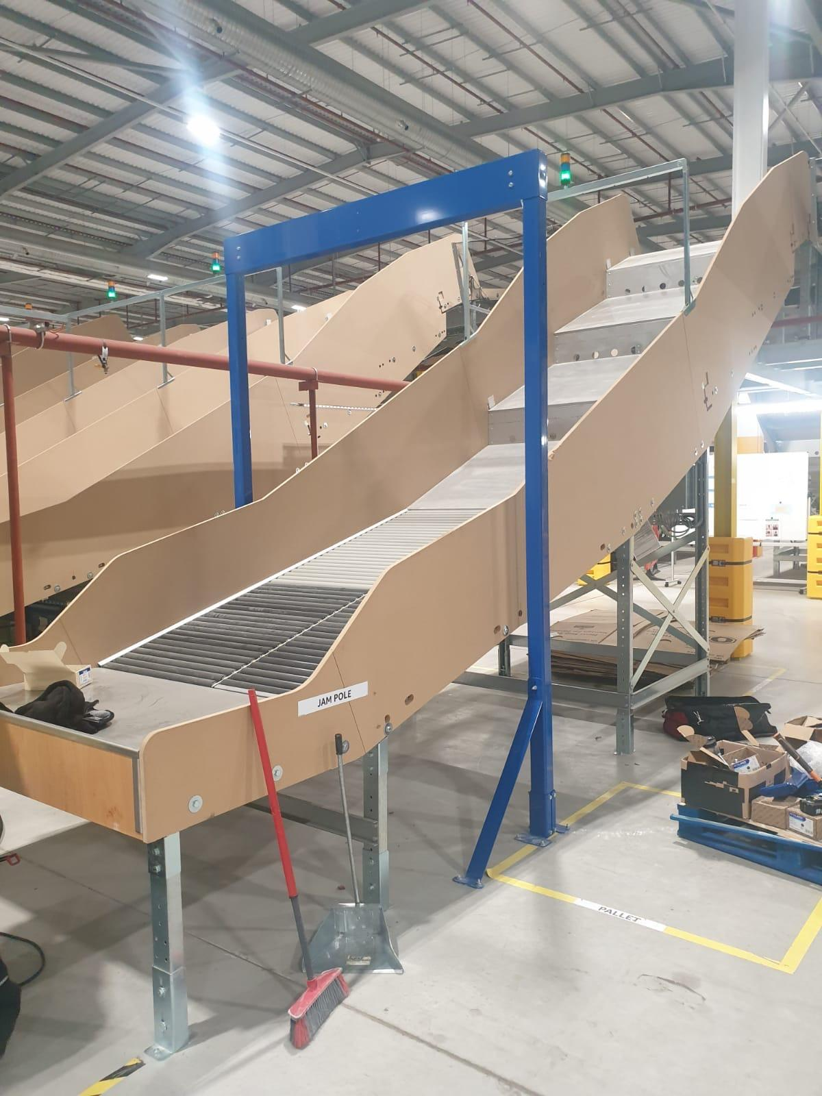 Bespoke Metal Fabrication at Amazon