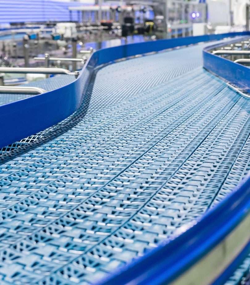 Bespoke Bottle Conveyor System