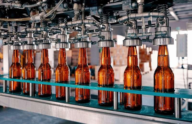 Bottle Filling Conveyor System