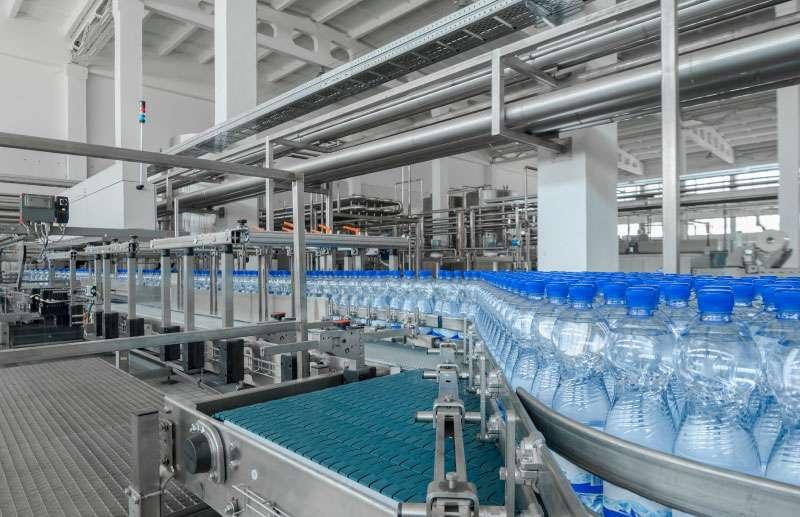 Mass Bottle Conveyor System
