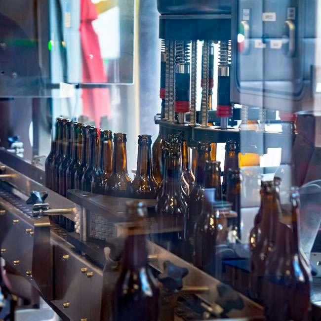 craft brew bottle filler