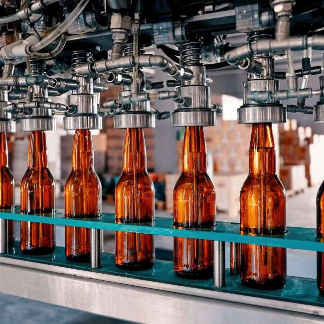 craft brewing bottle filling machine