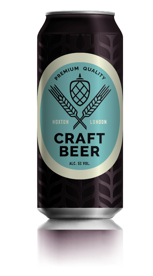 Craft Brew Can